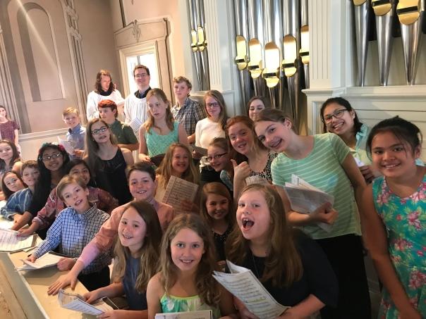 choir school 2