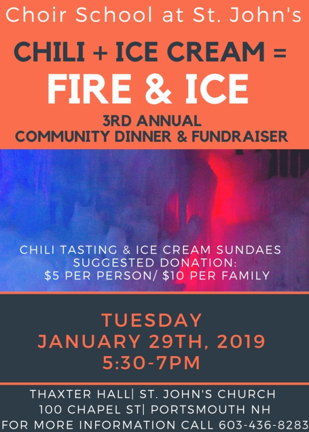 fire and ice 2019 poster